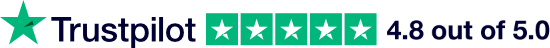TrustScore: 4,8 van 5,0