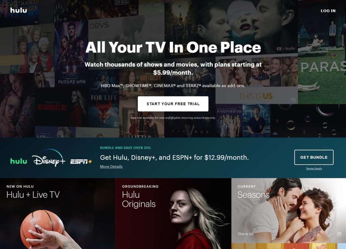 Hoe kan ik Hulu buiten de VS bekijken?
